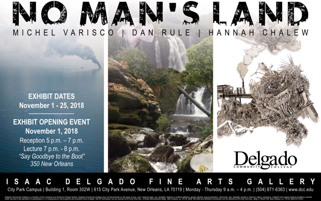 No Man's Land Exhibition